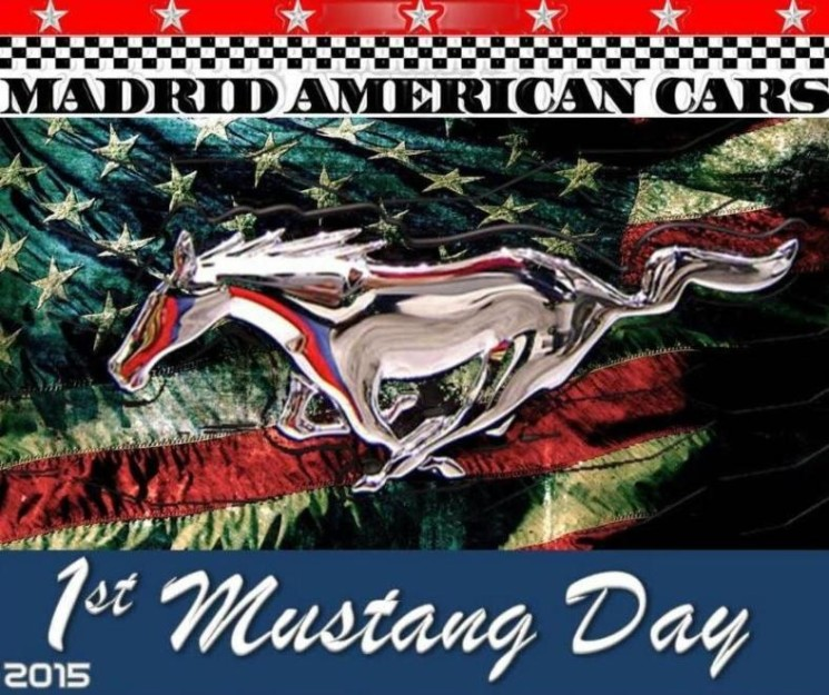 AS AMERICAN AS THE MUSTANG
