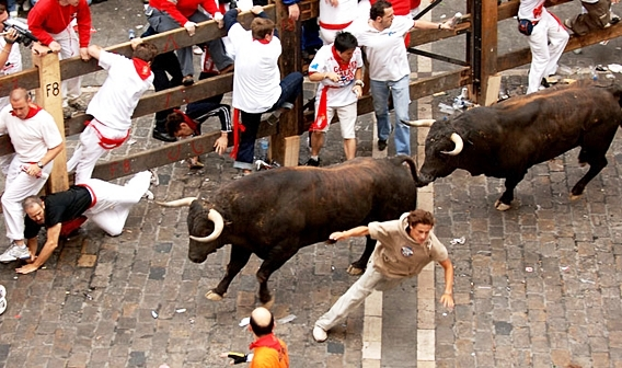SANFERMINES Back to Back – 1