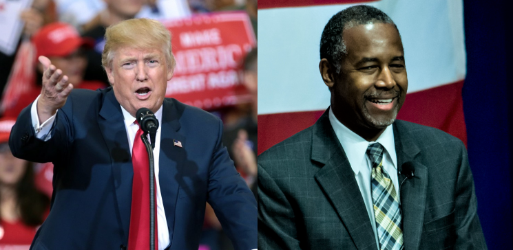 STATESIDE STORIES: Dr. Ben Carson, Gaining on Trump