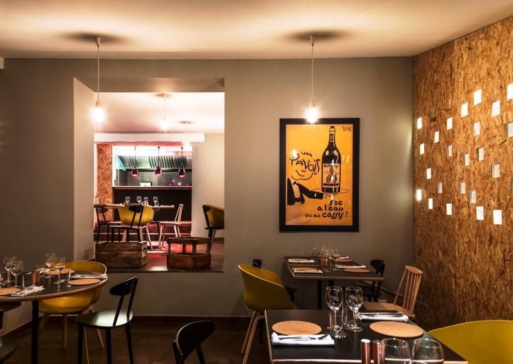GOURMET'S CHOICE: Relais De Saint Ser Boutique Hotel & Restaurant