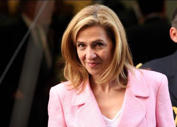 SPAIN'S INFANTA CRISTINA IS FIRST ROYAL TO BE TRIED IN COURT