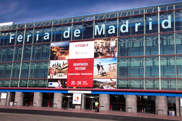 MADRID HOSTS PREMIER WORLD TOURISM TRADE SHOW