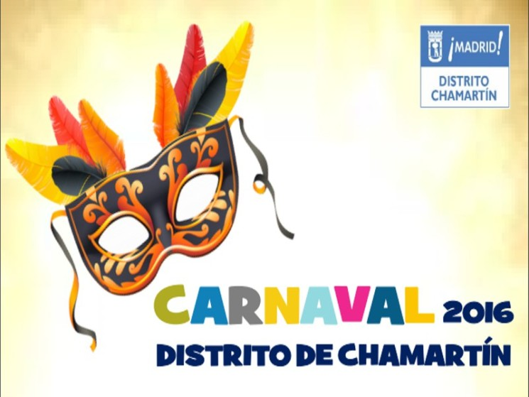 CARNIVAL IN MADRID TOO? YOU BET!