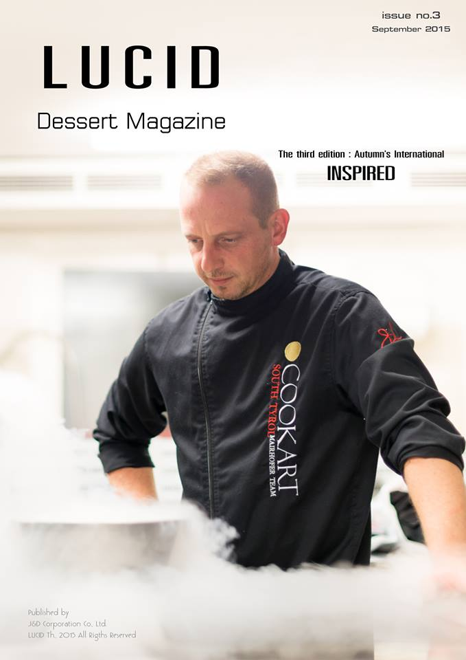 GOURMET'S CHOICE PRESENTS CULINARY ARTIST MARTIN KOCH MAIRHOFER