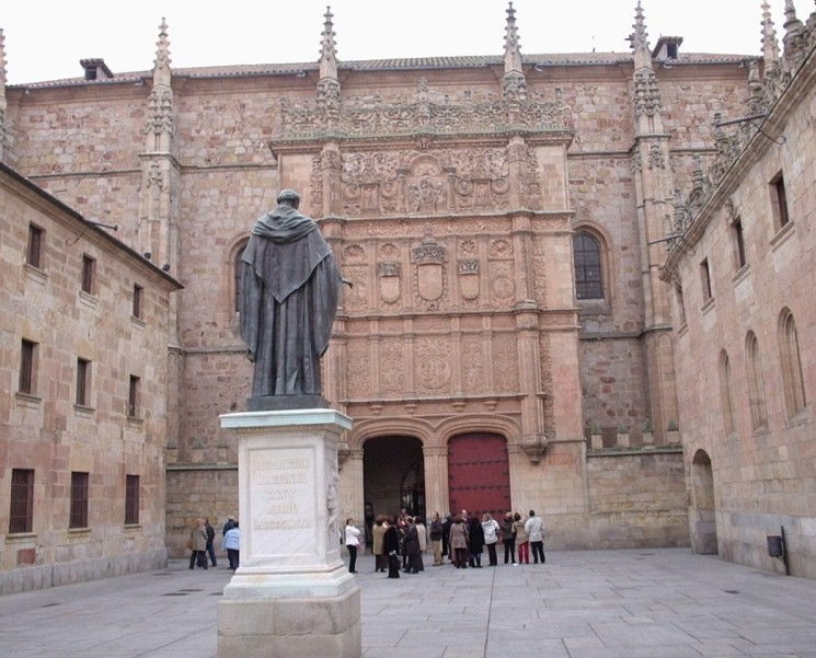 "THE FIRST EUROPEAN ""UNIVERSITY"" & ONE OF THE WORLD'S OLDEST UNIVERSITIES IN CONTINUOUS OPERATION IS SPANISH"