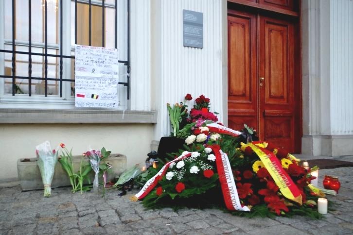 BRUSSELS BOMBINGS: TERRORISTS STRIKE AGAIN