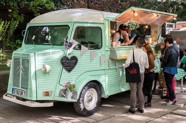 FOOD TRUCKS EXPO IS IN TOWN