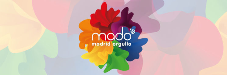 WHAT'S MADO IF NOT THE PROUD CELEBRATION OF MADRID GAY PRIDE!