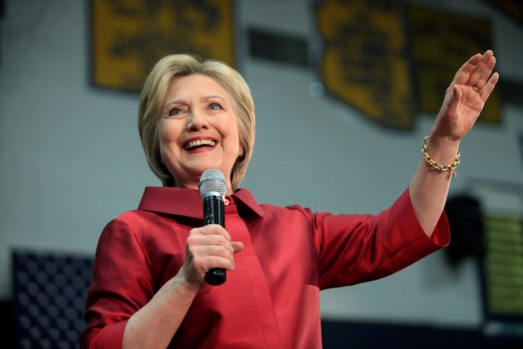 STATESIDE STORIES:  Hillary Clinton Becomes First Female U.S. Presidential Nominee