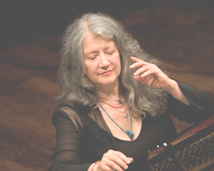 FILARMONICA PRESENTS THE FABULOUS ARGERICH-QUIROGA TEAM-UP CONCERT