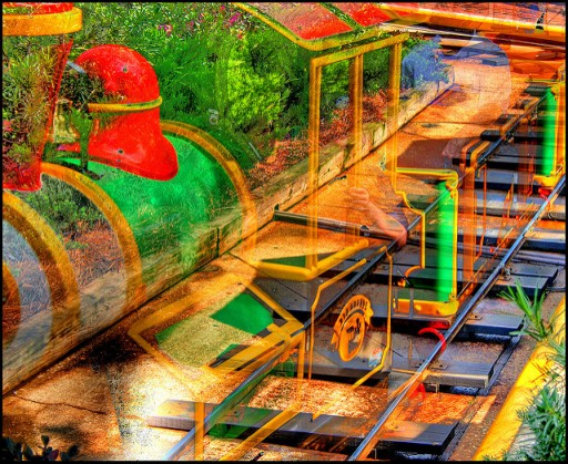 GHOST TRAIN SETS A HISTORIC RECORD!