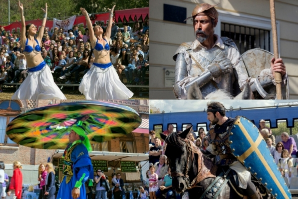 WHY YOU SHOULD BE IN ALCALA DE HENARES THIS WEEKEND (OR ANY OTHER DAY ON THE CALENDAR)