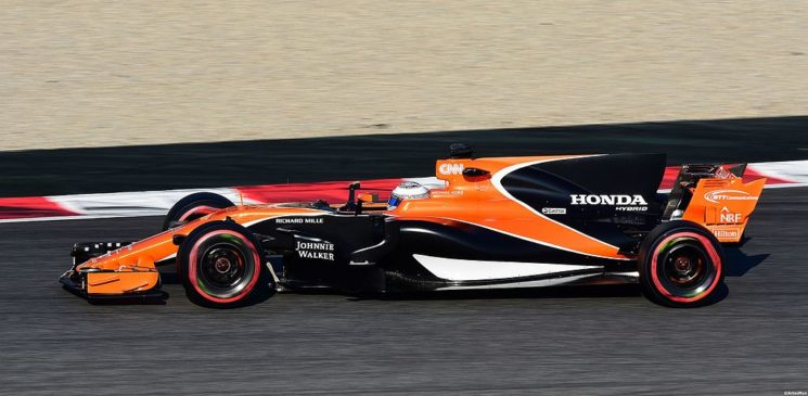 SPANISH FORMULA 1 DRIVER FERNANDO ALONSO: WHAT HE'S IN FOR IN 2017