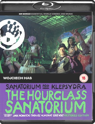 "MASTERS OF POLISH CINEMA: ""The Hourglass Sanatorium"""