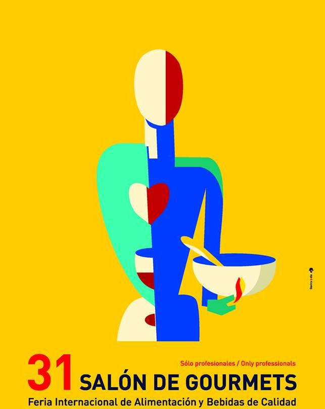 GOURMET'S CHOICE: SALON DE GOURMETS 2017, Worldwide Presence at the 31st Trade Fair