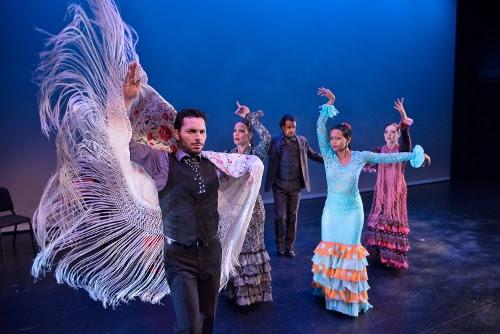 The Flamenco Vivo Carlota Santana's Exciting New Gems Wow New York