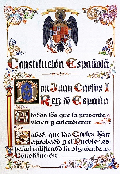 THE FRIGHTFUL ARTICLE 155 OF THE SPANISH CONSTITUTION