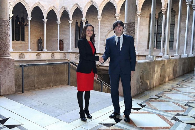 CATALONIA CRISIS: INES ARRIMADAS WINS THE VOTE BUT LOSES THE ELE CTION
