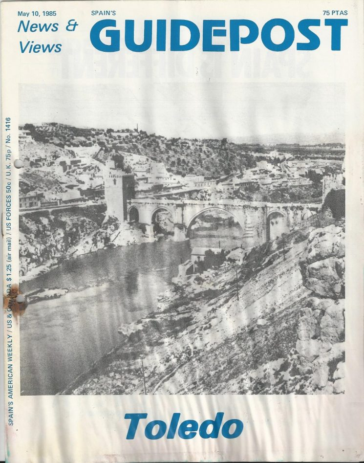 "A GUIDEPOST REPRINT: ""The EEC? I thought we were on another planet,"" 10 MAY 1985"