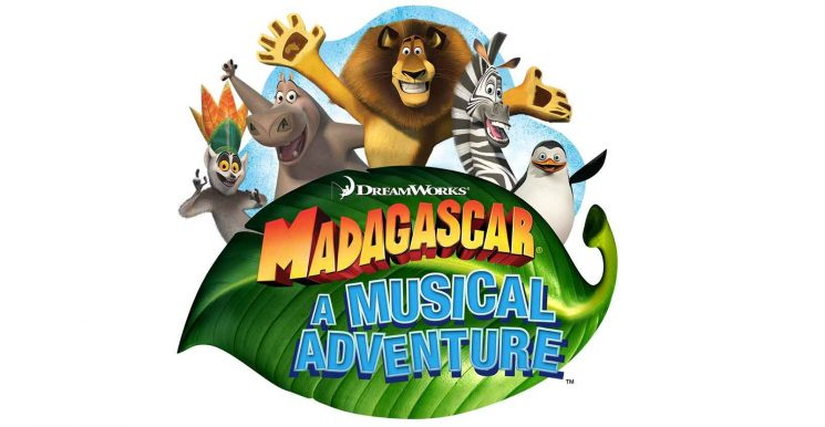 ALEX THE LION, KING OF THE URBAN JUNGLE, AND HIS FRIENDS JOURNEY TO THE MADCAP WORLD OF KING JULIEN'S MADAGASCAR. JOIN THEM IN MADRID!