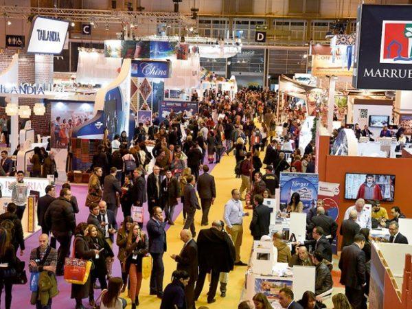 FITUR TRAVEL & TOURISM CONVENTION AT IFEMA, THE MADRID CONVENTION CENTRE 2018