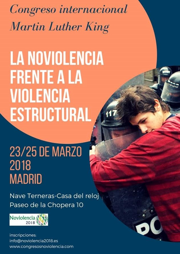 THE FIRST NONVIOLENCE CONFERENCE MARTIN LUTHER KING: Nonviolence in the Face of Systemic Violence