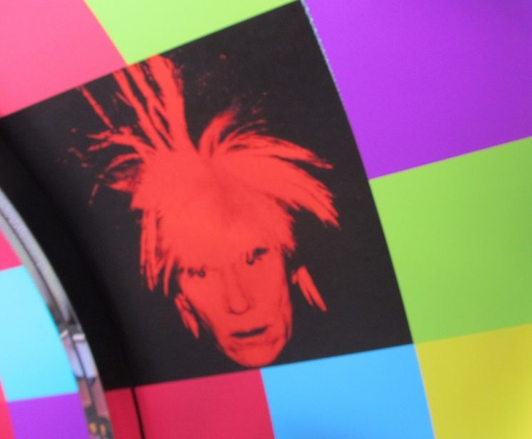 "LAST MINUTE: ""THE MECHANICAL ART"" WARHOL EXHIBITION, Only till 6 May!"