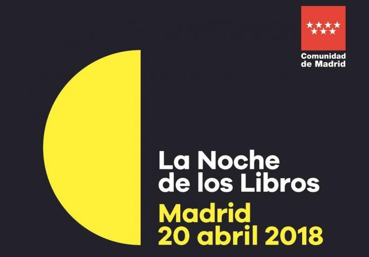 NOCHE DE LOS LIBROS, A PHENOMENAL PRELUDE TO WORLD BOOK DAY