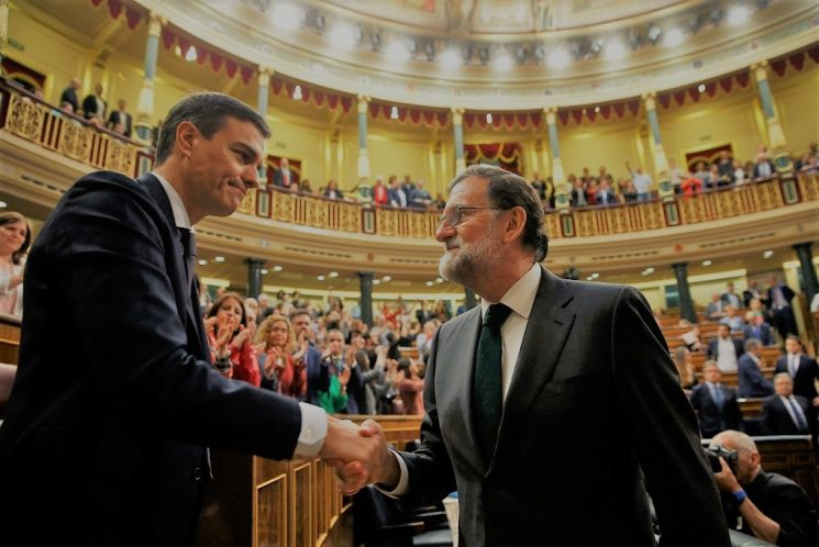 DEMOCRACY IN SPAIN: IT WORKS!