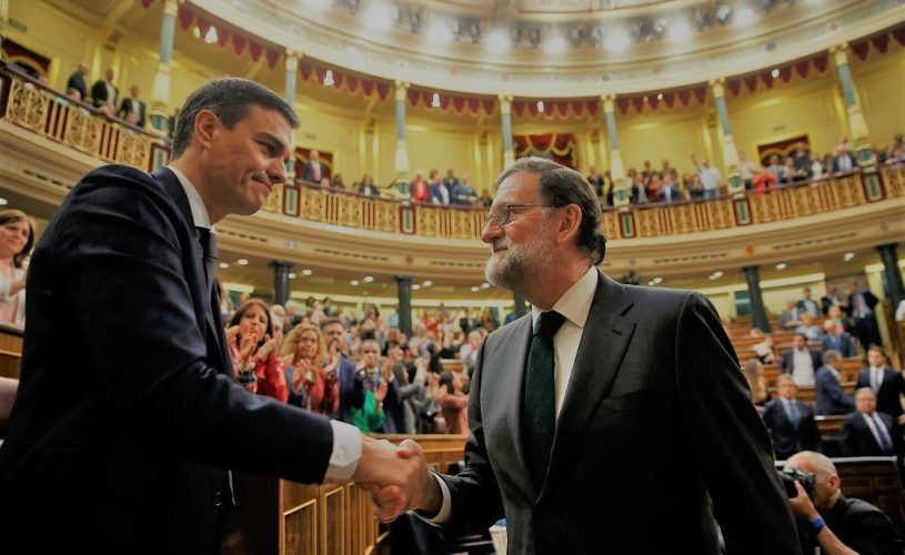 DEMOCRACY IN SPAIN: IT WORKS!