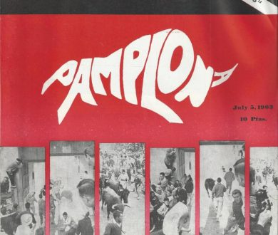 """A GUIDEPOST REPRINT: """"PAMPLONA: THE SUN ALSO SETS,"""" 5 July 1963"""