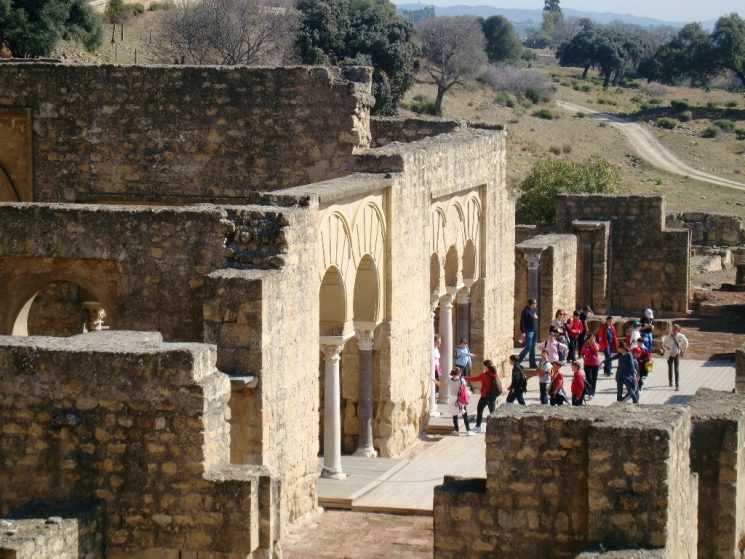 THE AMAZING MEDINA AZAHARA, A WORLD HERITAGE SITE