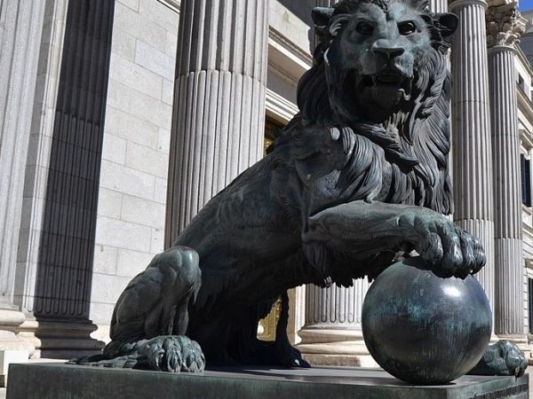 THE LIONS AT THE CONGRESS OF THE DEPUTIES AND THE COMEDY OF MISTAKEN IDENTITY