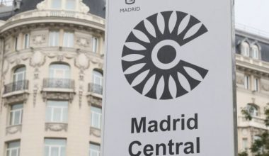 THE GRAN VIA AND THE MADRID CENTRAL, ¡QUE GUAY!