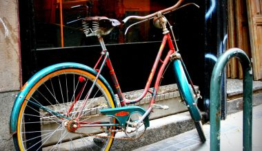 A Second Opinion: Biking in Madrid!