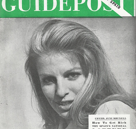 """GUIDEPOST REPRINT: """"HOW TO GET RICH:  TRY SPAIN'S NATIONAL LOTTERY,"""" 15 November 1963"""