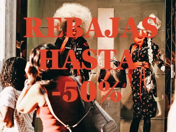 A Second Opinion: Oh, those wonderful Rebajas de Enero!