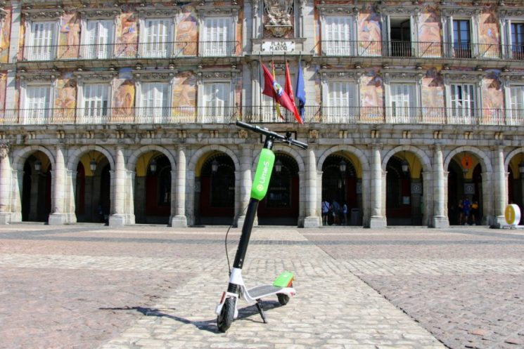 Electric Scooters in Spain:  A Pedestrian Fiasco or Wave of the Future?