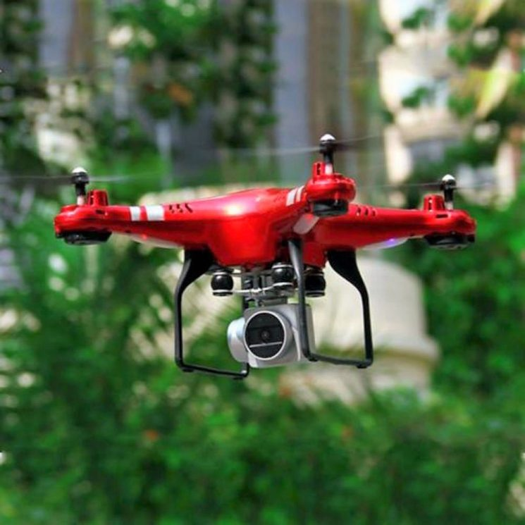 HAVE YOU HEARD? SELFIE DRONES!