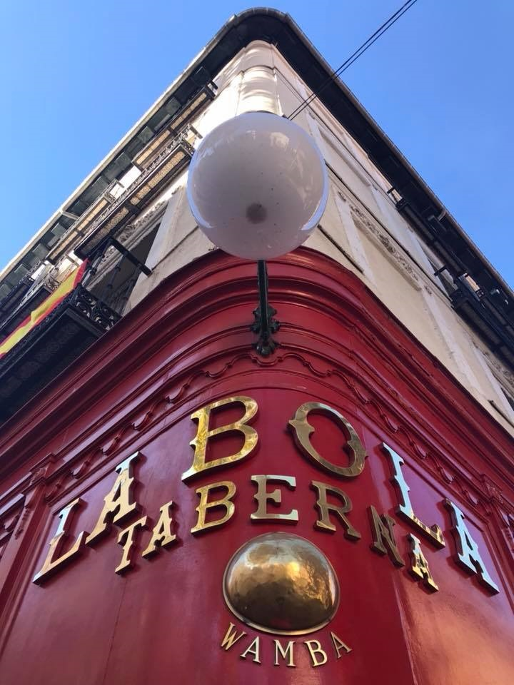 TABERNA LA BOLA, COCIDO MADRILEÑO SERVED WITH A FASCINATING HISTORY & FLAVOUR (Part II of the  La Bola Series)