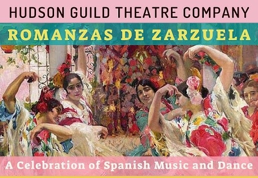 THINGS SPANISH IN NEW YORK: ROMANZAS DE ZARZUELA
