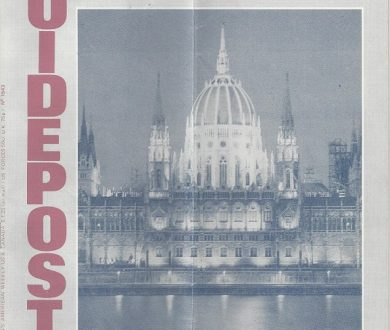 """A GUIDEPOST REPRINT: """"TAKING TERESA TO BUDAPEST,"""" 16 OCTOBER 1987"""
