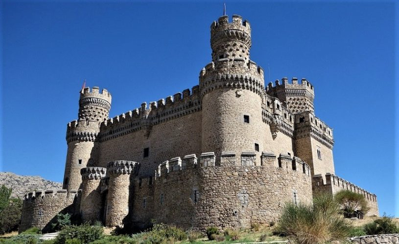 YOUR CASTLE IN SPAIN?