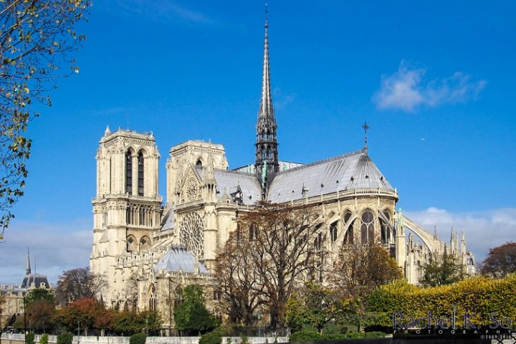 NOTRE DAME GETS A NEW LEASE OF LIFE