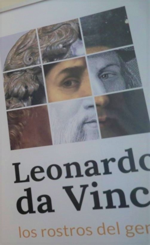 """THE FACES OF THE GENIUS"" COMMEMORATES LEONARDO DA VINCI'S FIFTH CENTENARY IN MADRID"