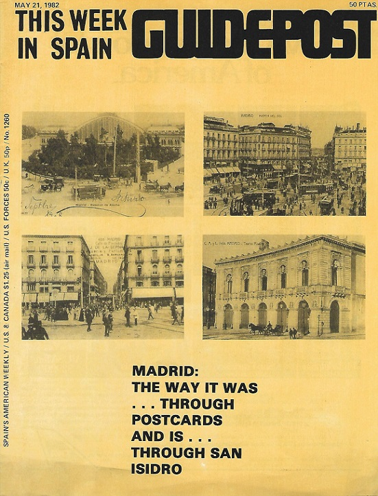 "A GUIDEPOST REPRINT: ""San Isidro Opens With Eloquence"", 21MAY 1982"