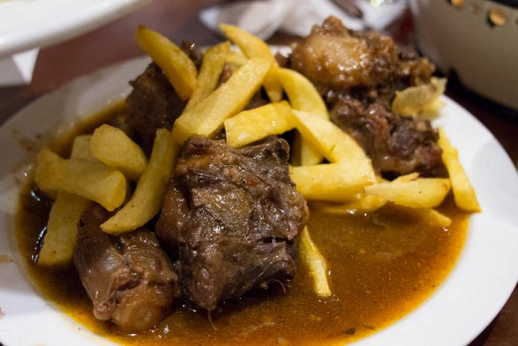 FOR THE LOVE OF OXTAIL, TAPAS & WINE