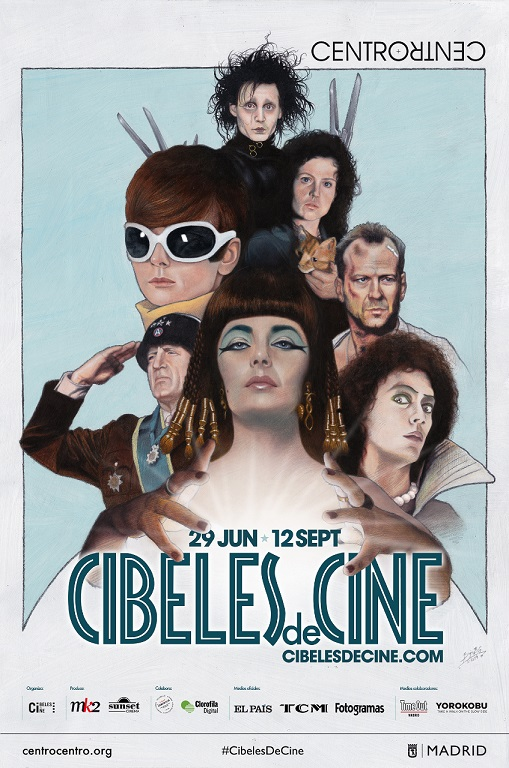 CIBELES DE CINE, A VERY MADRILEÑO KIND OF CINEMATROGRAPHIC FESTIVAL YOU'D WANT TO TREAT YOURSELF TO!