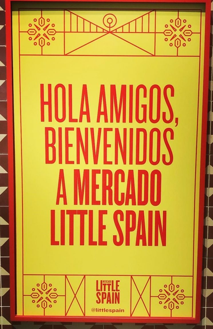 LITTLE SPAIN IN THE BIG APPLE