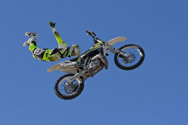 New Age Spain: Motocross in Las Ventas?